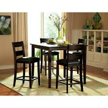 furniture stunning counter height dining table set piece 5 sets