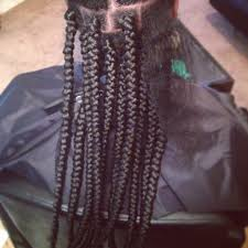 how many pack hair for box braids in the stylist s chair goddess box braids curlynugrowth