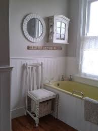just paint it white budget bathroom makeover