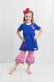 ruffle girl sleeve ruffle sets tagged blue ruffle girl