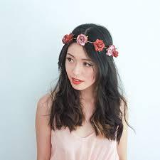festival flower headbands best flower headband products on wanelo