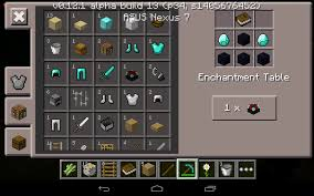 Minecraft Enchanting Table Bookshelves How To Build An Enchantment Table And Enchant Items In Minecraft