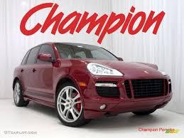 porsche red paint code 2010 gts red porsche cayenne gts 25920111 gtcarlot com car
