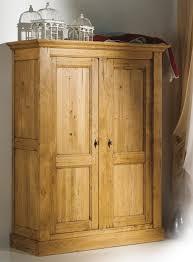 meuble armoire chambre armoire chambre bois massif