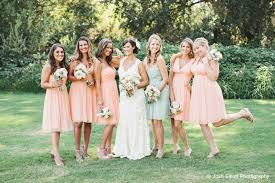 donna bridesmaid dresses donna the blushing boutique