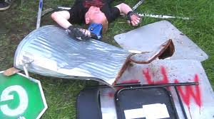 phil knoxx vs xacutor chw backyard wrestling match youtube