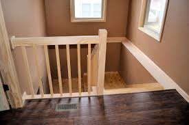 wood staircase for house how to install wood staircase