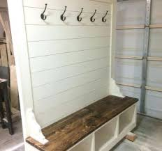 Mud Bench Mudroom Bench With Storage Foyer Bench With Storage Plans Entryway