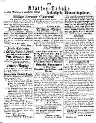 Hammer Bad Nenndorf Leipziger Zeitung 1855 Bayerische Staatsbibliothek