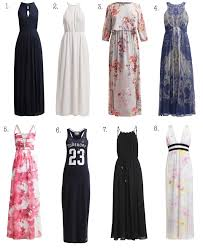 maxi kjoler flotte og billige maxikjoler mange modeller