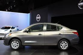 nissan sedan 2012 the india bound 2012 nissan sunny sedan goes to america as the