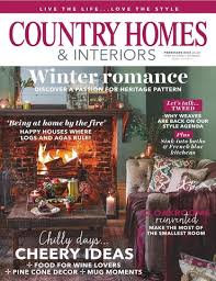 country homes and interiors magazine subscription country homes interiors february 2018 pdf free