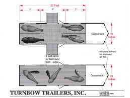 head to head floor plans 5 custom luxury horse trailers horse