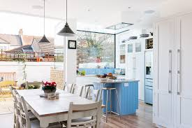 kitchens extensions designs how to cost your kitchen extension real homes