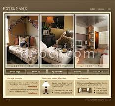 hotel brochure design templates free luxury modern hotel website design flash css