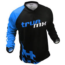 blue motocross gear 2017 truth motocross jersey blue truemx