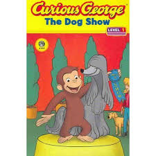 curious george dog show level 1 walmart