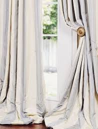 White Silk Curtains White Silk Curtains Scalisi Architects