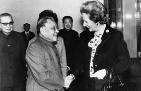 hard fought sino british negotiations over hong kong revealed in