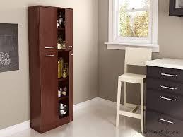 kitchen glass door cabinet metal drawer organizer brown wood