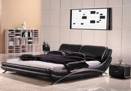 White Leather Bedroom Furniture Modern Leather Bedroom Ae82 Modern Bedroom Furniture