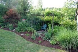 simple landscaping ideas descriptions photos advices videos