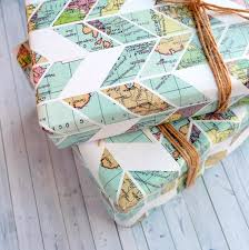 map wrapping paper roll 100 vintage gift wrap vintage hallmark precious moments