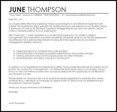 construction manager cover letter sample choose job cover