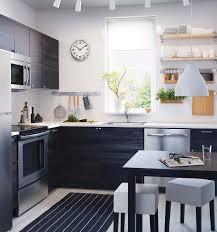 Ikea Kitchen Cabinet Catalog The Charm In Dark Kitchen Cabinets