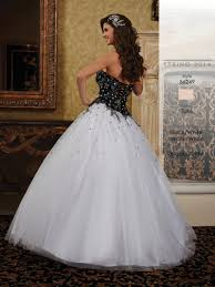 black and white quinceanera dresses black and white quinceanera dresses 2016 lovely girl debut