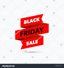 black friday marketing black friday sale design template creative stock vector 504298399