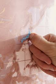 Map Rose Rose Gold Scratch Off World Map Urban Outfitters