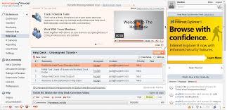 Spiceworks Help Desk by Review Spiceworks Network Management Techrepublic