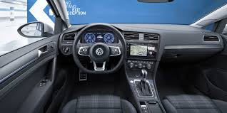 Volkswagen Gte Price Updated 2017 Volkswagen Golf Revealed Electric E Golf And Plug