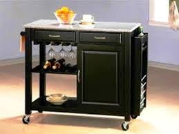 Folding Kitchen Cart by Folding Cart On Wheels For Kitchen U2014 The Homy Design