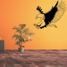 wandtattoo wandaufkleber adler vogel eagle sunnywall online shop