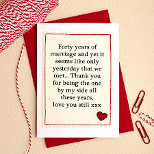 anniversary presents for parents wedding anniversary exciting 40th wedding anniversary gifts for