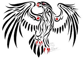 download tribal tattoo raven danielhuscroft com