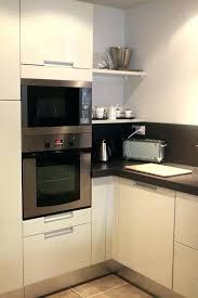 meuble de cuisine four meuble cuisine four et micro onde populaire encastrable photo de
