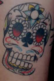 mexican skull tattoos lovetoknow