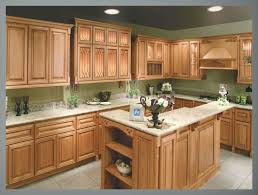 what color goes with light oak cabinets kitchen paint colors with light oak cabinets awesome green