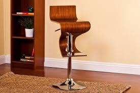 home living unique armen living atlantis backless bar stool modern bar stools