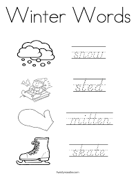 preschool winter clothes coloring sheets coloring pages ideas