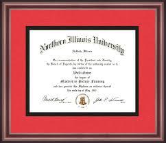 of illinois diploma frame northern illinois diploma frame talking walls