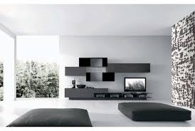Modern TV Wall Unit Comp  Wood By Presotto Italy From - Living room unit designs
