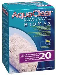 hagen aquaclear 20 biomax insert aquatic supplies australia