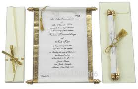 royal wedding invitation 2016 scroll wedding invitations card wholesale party wedding gold