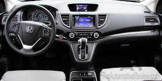 honda crv 2016 interior 2016 honda cr v review the automotive review