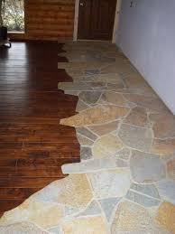 image result for entryway transition to wood floor floors