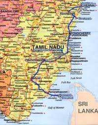 tamil nadu map maps of india and rajasthan